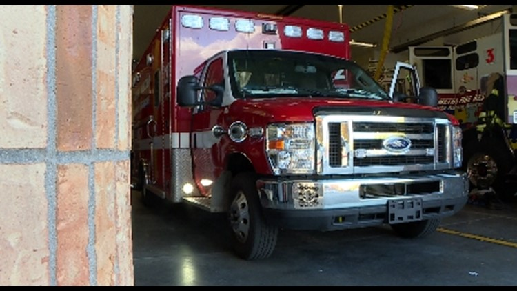 Denver-area paramedics see hospitals diverting non-critical patients more frequently