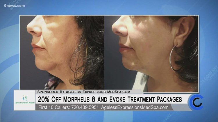 Ageless Expressions Med Spa - October 14, 2021