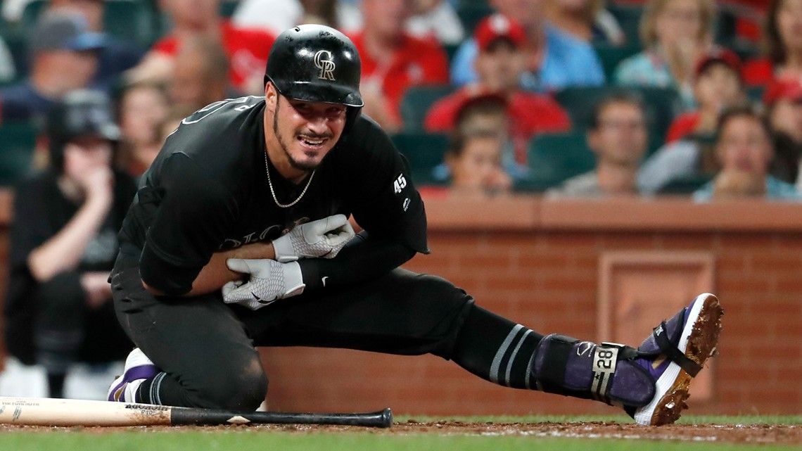 Latest twist: Nolan Arenado releases cryptic statement on 'disrespect' drama