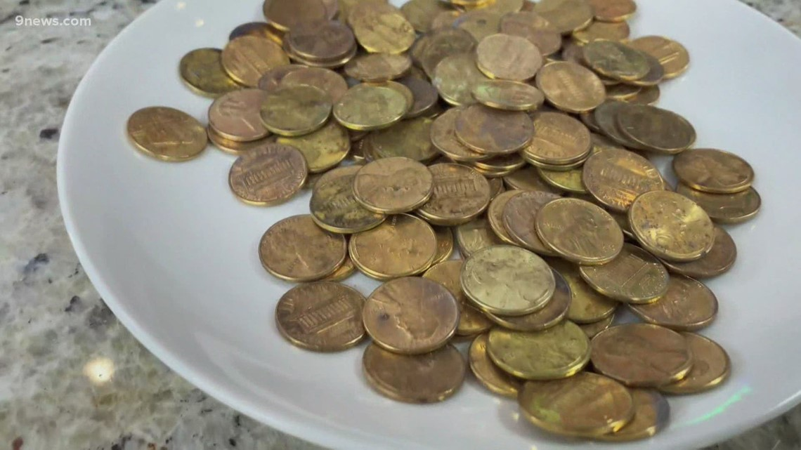 Science Minute: Make your own gold pennies for St. Patrick's Day