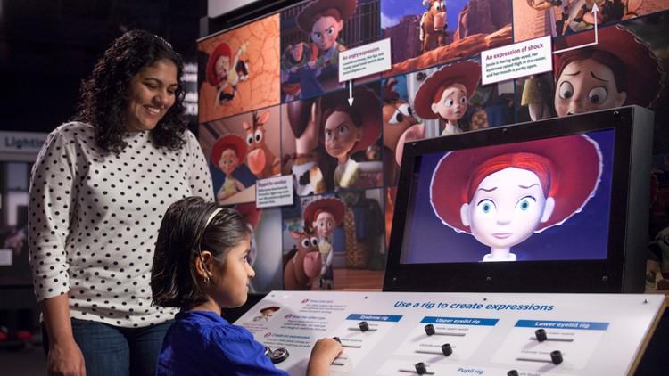 Denver Museum of Nature & Science The Science Behind Pixar