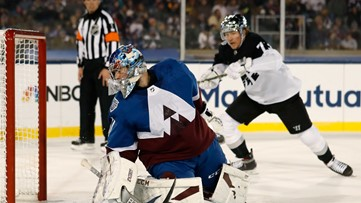 Toffoli's hat trick powers LA Kings past Avalanche