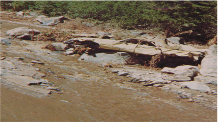 Remembering the Big Thompson Canyon Flood, 45 years later.