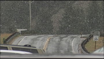 A look at memorable May snow in Denver's history