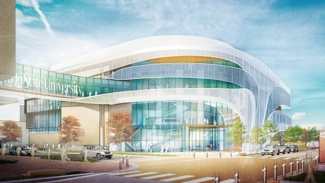 CSU names 3-building campus at the National Western Center