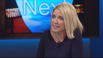 Former Denver mayoral challenger Jamie Giellis says she's healing after trachea surgery