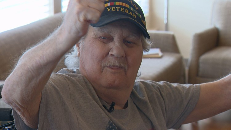 Veteran gets Citizenship
