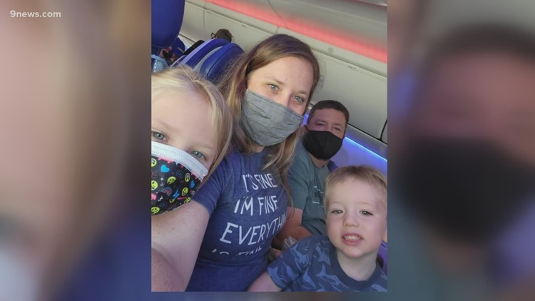 Strangers help boy who suffered medical emergency at DIA