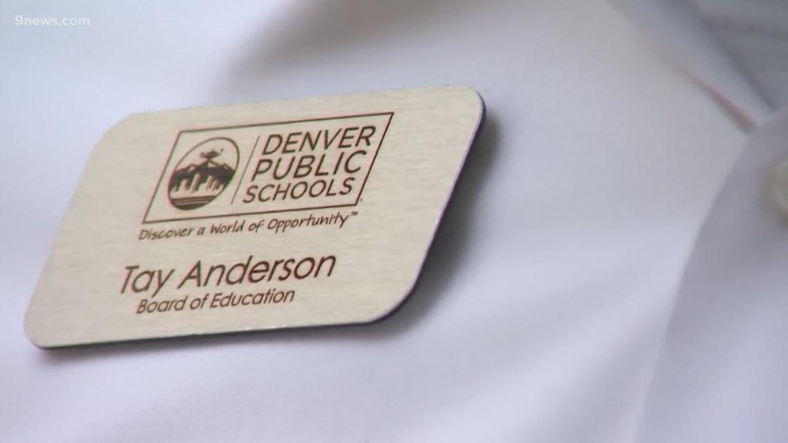 Tay Anderson resumes his duties as a DPSB member