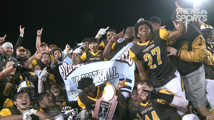 Thomas Jefferson wins 4A spring football state championship