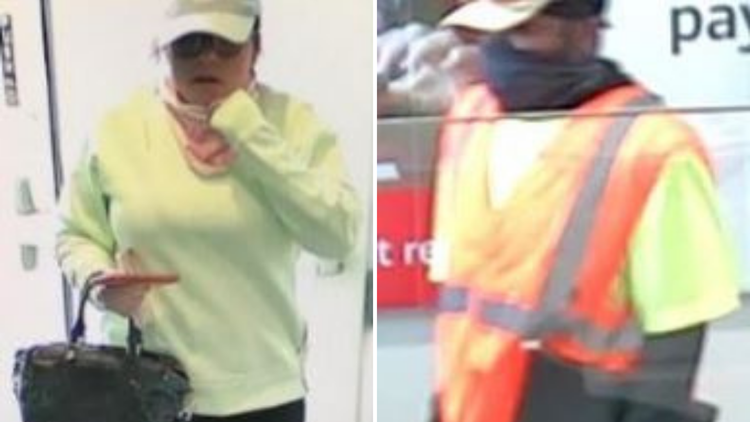 Police, FBI looking for suspects accused of robbing Castle Rock bank