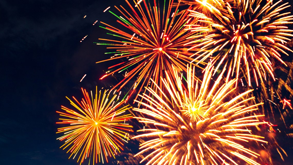 46 firework shows (and 65 canceled ones) across Colorado
