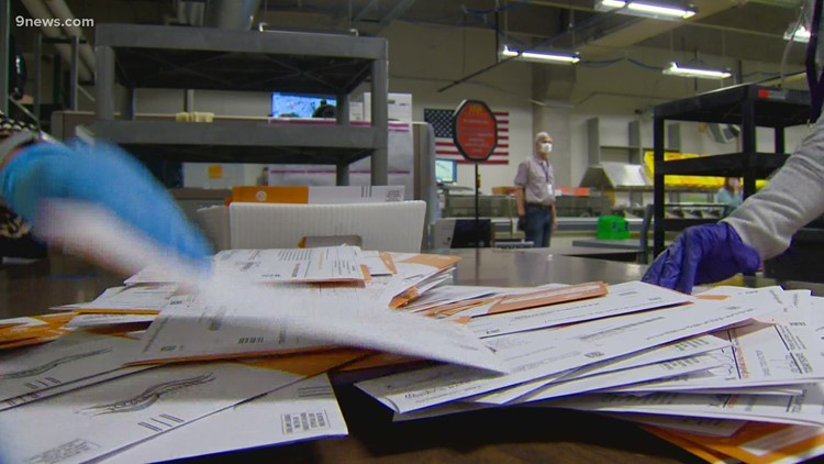 JeffCo clerk and recorder explains ballot collection and counting process