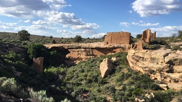 Where to see ancient ruins without the huge crowds at Mesa Verde