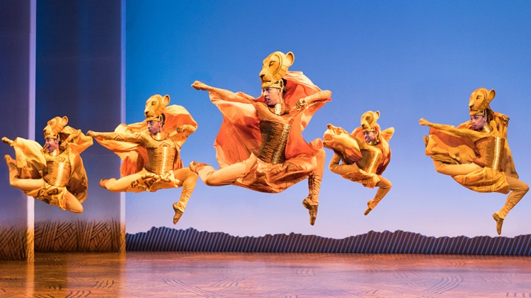 Disney's The Lion King US North American Tour