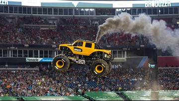 Hungry for more? Monster Jam returns to Empower Field this spring