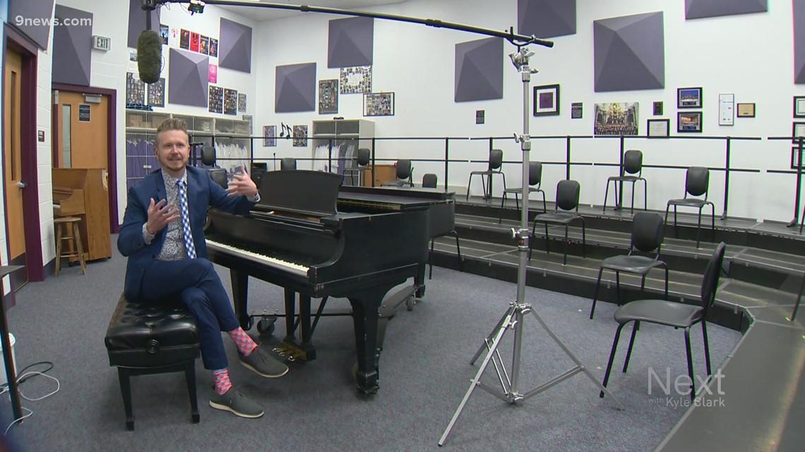 Grammy's name Arvada West High School teacher finalist for music educator award