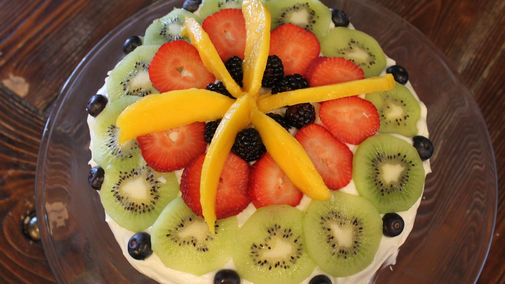 Fantastic The Markets Spring Fling Cake Recipe 9News Com Funny Birthday Cards Online Bapapcheapnameinfo