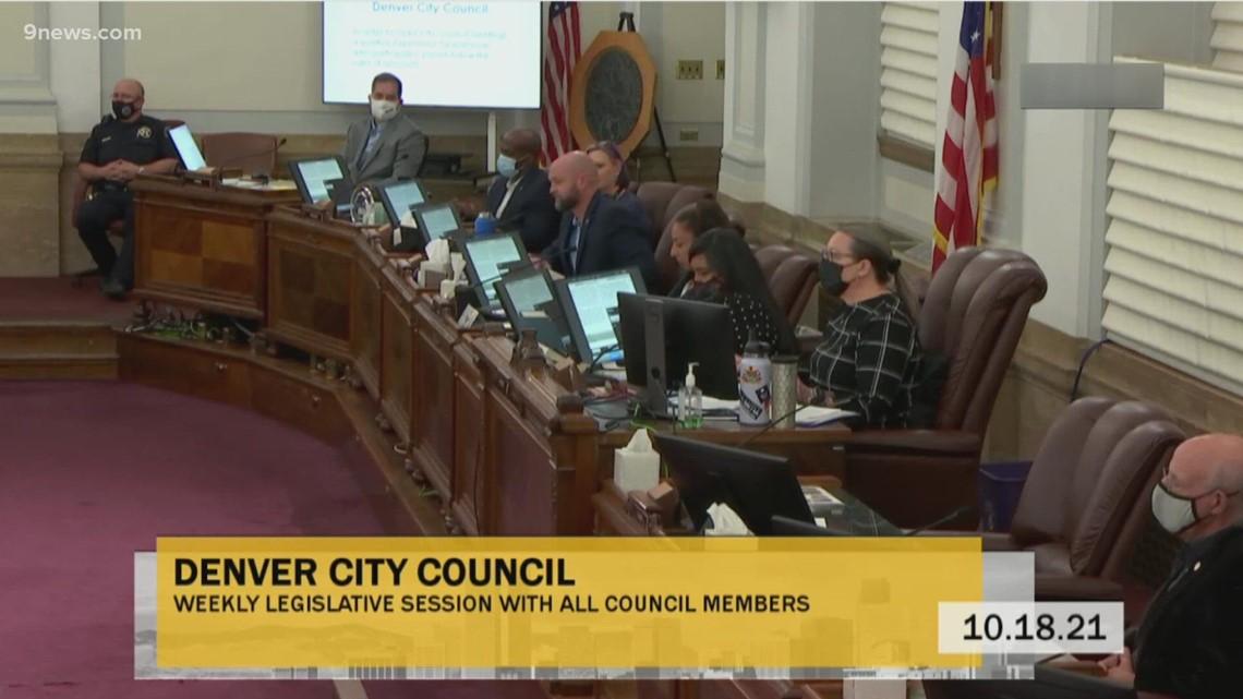 Denver advances $400 COVID vaccine bonus, hazard pay for city employees