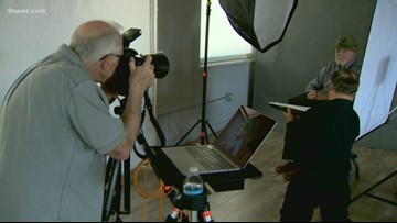 Veteran capturing stories of Colorado soldiers through portrait photography