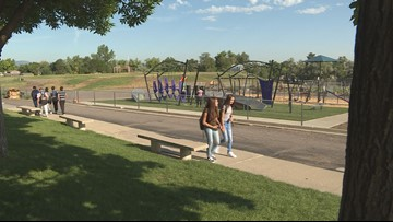 Student's grant proposal results in new $180K playground at his middle school