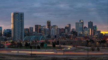 Denver moves up to No. 2 in 'Best Places to Live' rankings