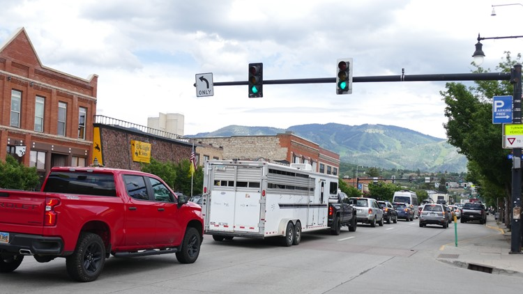 I-70 detour traffic causes headaches in Steamboat Springs