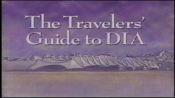 These old-school 9NEWS videos about DIA's opening might make you really miss the 1990s