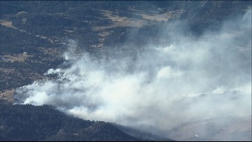 Larimer County wildfire fully contained, evacuation orders lifted