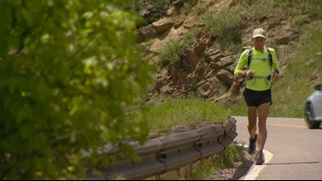 Meet the man running 3,200 miles for kids in foster care
