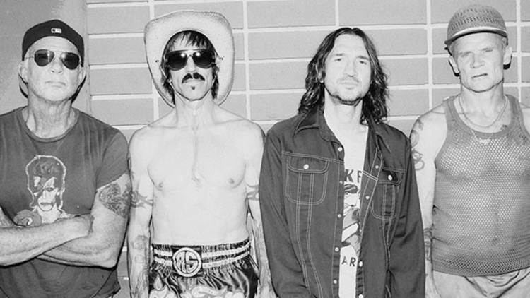 Red Hot Chili Peppers to play Colorado stadium concert