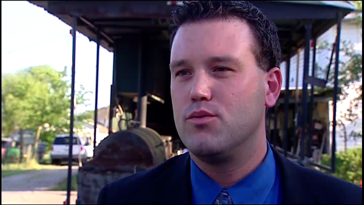 HPD Sgt. Ryan Chandler was fired for mishandling a number of homicide investigations.