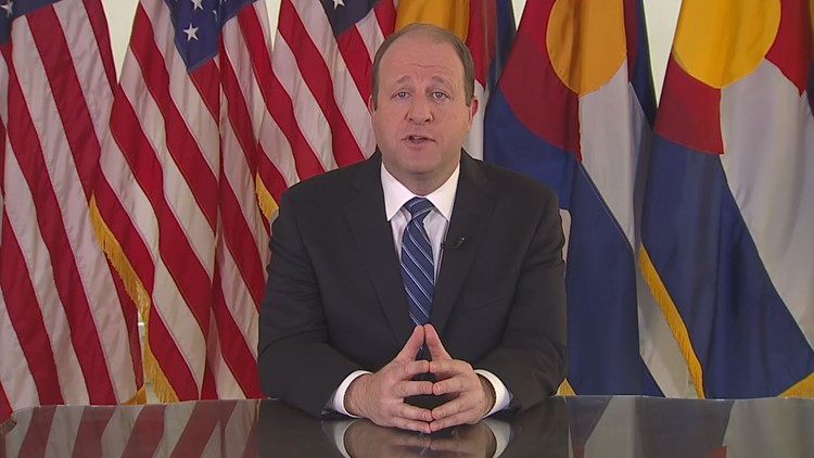 Gov. Polis extends statewide stay-at-home order to April 26