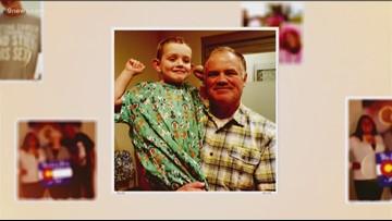 Toddler battling cancer gets good news