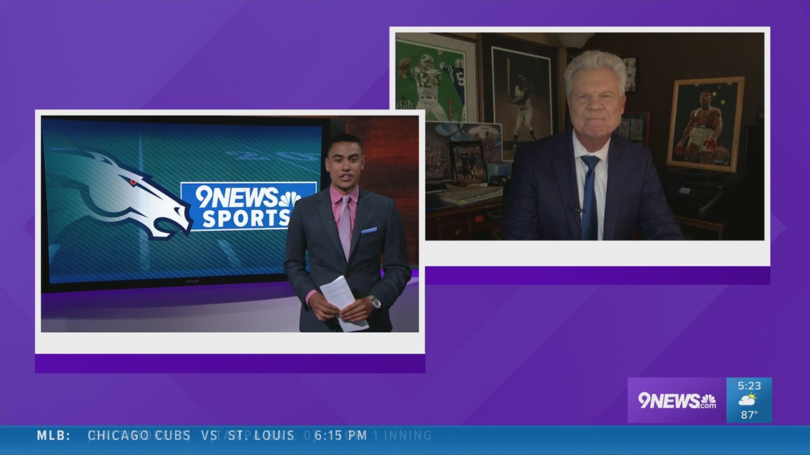 9NEWS Broncos insider Mike Klis on what to watch for at Denver's 2021 training camp