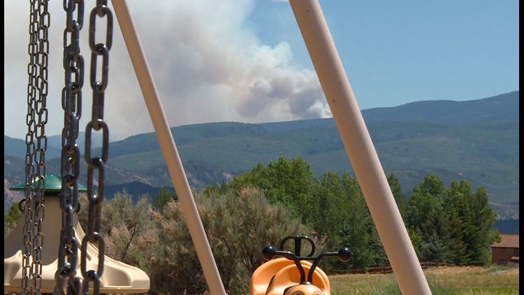 Sylvan Fire grows – counties coordinated, began prepping months earlier