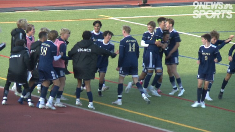 No. 1 Legacy boys soccer defeats No. 2 Boulder in thrilling finish