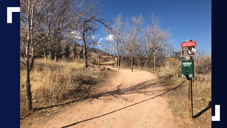 Horsetooth Mountain Park trailhead