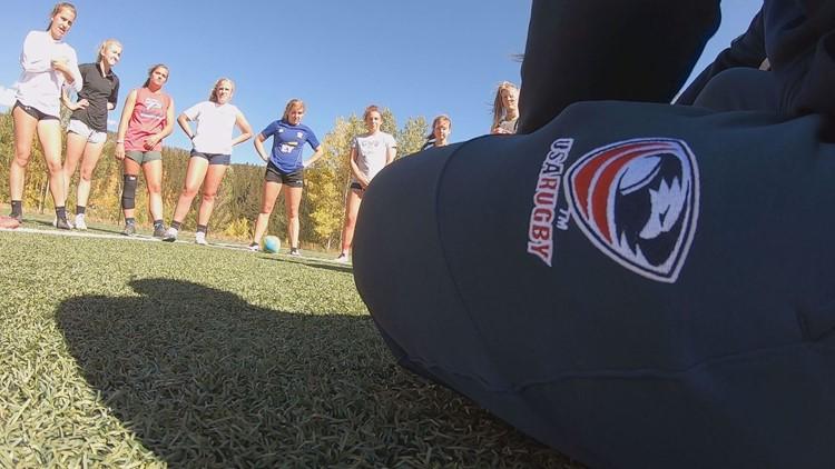 Team USA Breckenridge training.