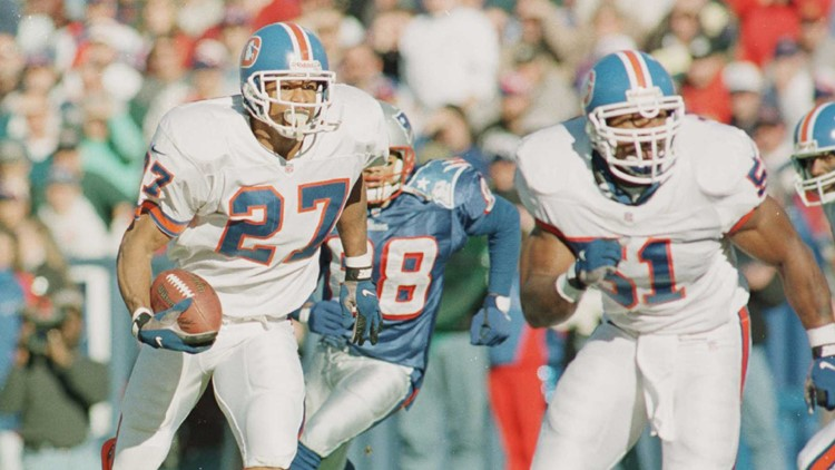 Steve Atwater 1996 GETTY