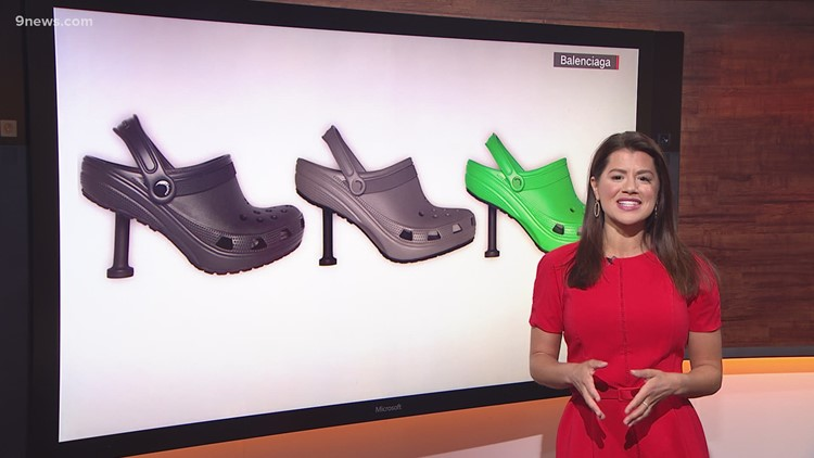 In Other News: Spending is up in 2021, taking care of our pets and Croc heels unveiled