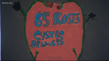 These roses don't die: Loveland woman uses art to raise money for cystic fibrosis nonprofit
