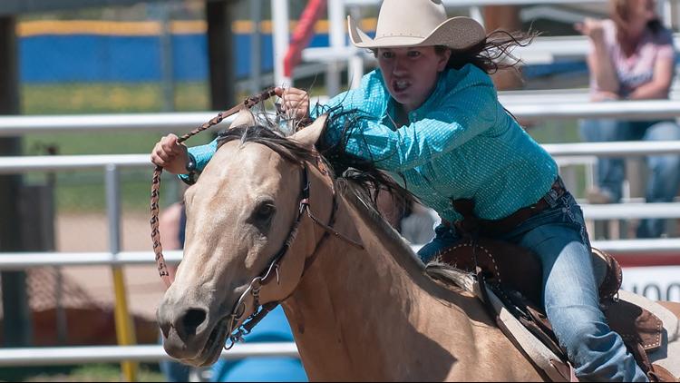 Elizabeth Stampede Rodeo