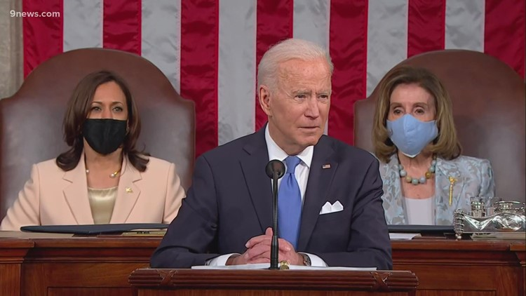 Takeaways from President Biden's first address to congress