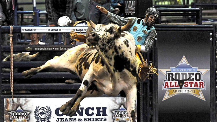 National Western Stock Show's Rodeo All-Star