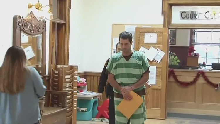 Patrick Frazee moved out of Teller County Jail