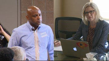 Giellis vs. Hancock in Tuesday debate on 9NEWS