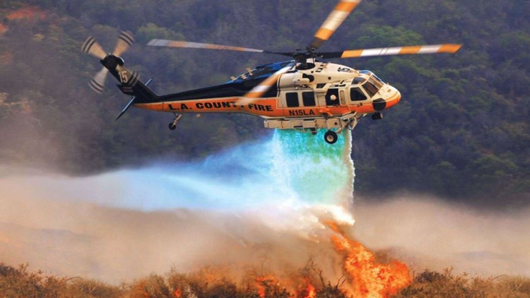 Colorado looks to lease firefighting helicopter as part of legislation aimed at stopping wildfires before they grow
