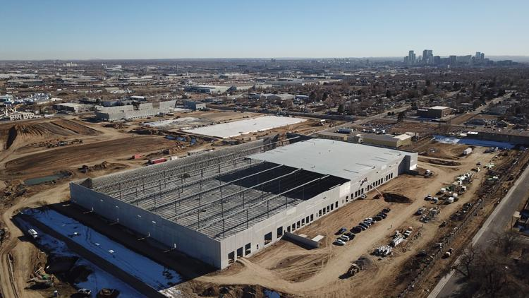 Pepsi opens new Denver warehouse and office