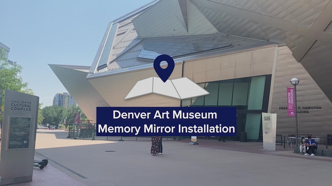 Denver Art installation invites people to contribute their memories